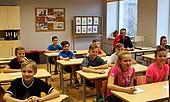 Emakeelepäevale pühendatud raadioetteütlus Valga põhikoolis