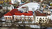 Valga Vabaduse 13 koolihoone ja E. Enno 15 spordihoone arhitektuurivõistlus