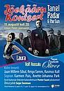 11. augustil Valga Jõekääru kontsert