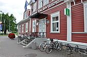 Valga Turismiinfokeskuses sai võimalikuks jalgratta laenutusteenus