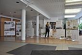 Valga kultuurikeskuses avati arhitektuurikonkursi tööde näitus