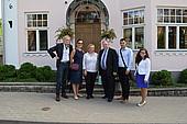 Linna külastas Belgia suursaadik